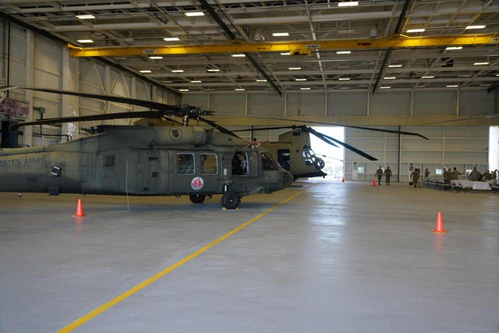 Hawaii Army National Guard (HIANG) Aviation Support Facility (GCA Hawaii - Honorable Mention)