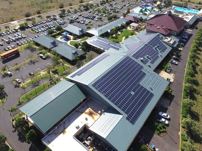 The Salvation Army Kroc Center - Hawaii (ACECH - Energy Savings Winner)