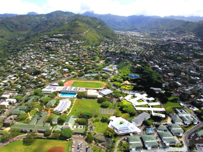 Punahou School, Kosasa Community for Grades 2-5 (NAIOP Hawaii Chapter - New Project Award)